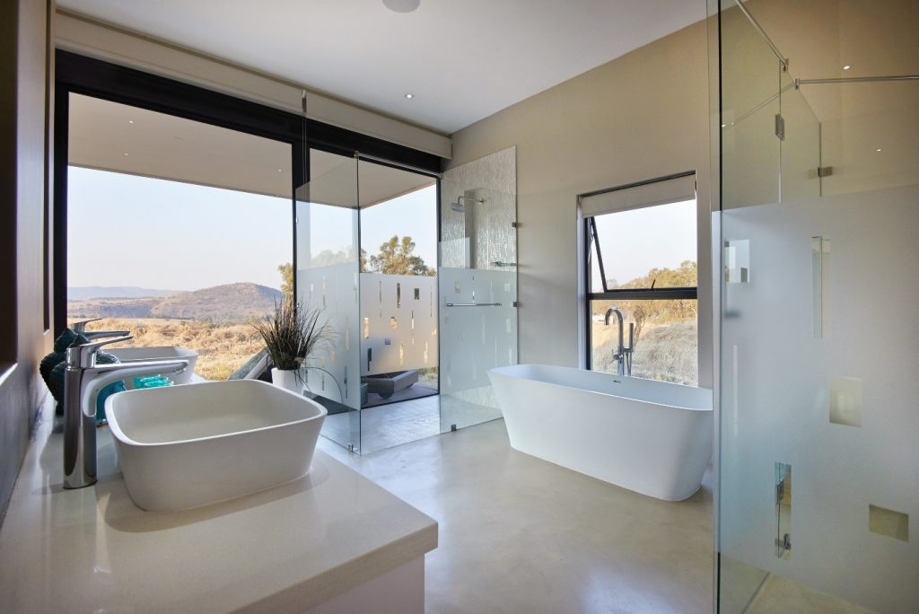 Whether You Ve Got The Luxury Of A Bathroom Or Need To Make Small Look Ger Get It Right With These Design Ideas