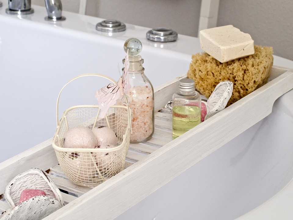 A bath for all your senses | Simply Bathrooms