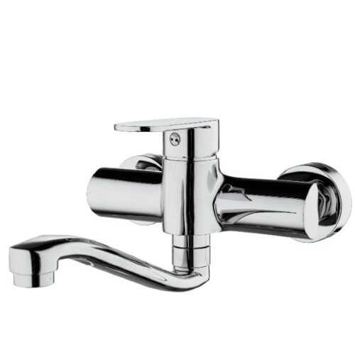Meissen Evony Wall Mounted Sink Mixer