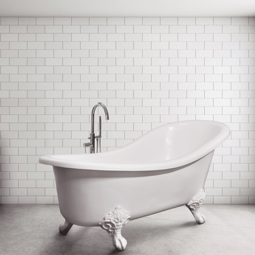 DADO Sophia Slipper Bath