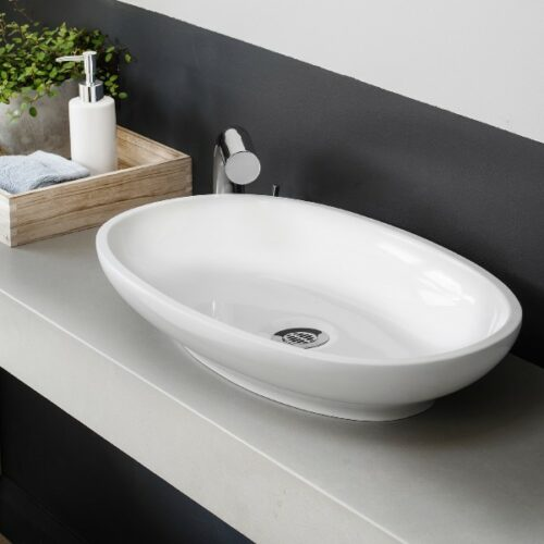V&A Cabrits 55 Countertop basin