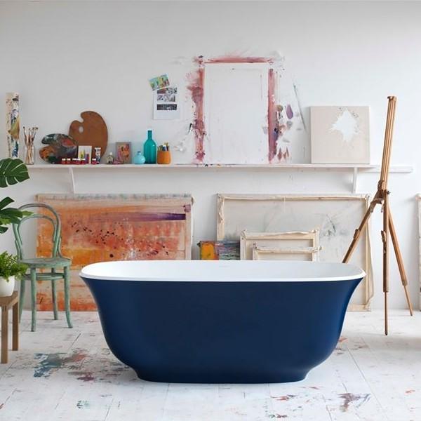 V&A Amiata freestanding bath