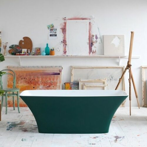 V&A Ravello Freestanding Bath
