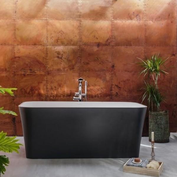 V&A Edge Freestanding Bath