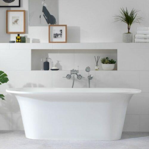 V&A Monaco Freestanding Bath