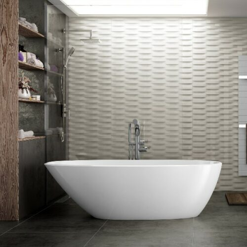 V&A Mozzano Freestanding Bath