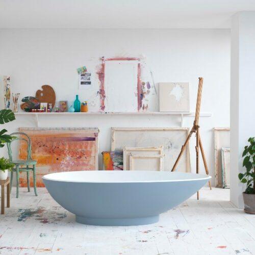 V&A Napoli Freestanding Bath