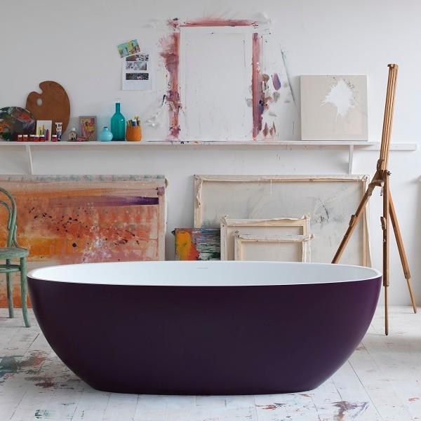 V&A Barcelona freestanding bath