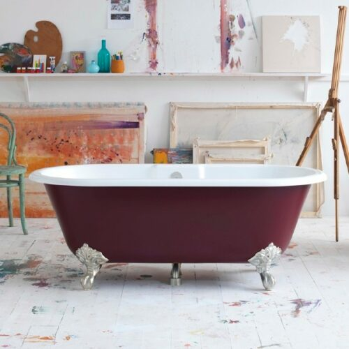V&A Cheshire Freestanding Bath