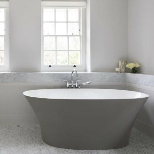V&A Ionian Freestanding Bath