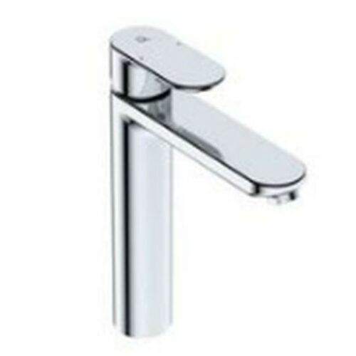 Liquid Red Solace Single Lever Basin Mixer
