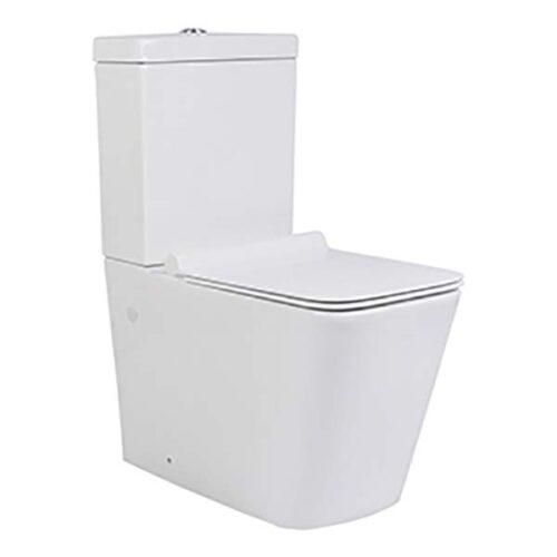 BIJIOU Le Rubis Toilet Suite