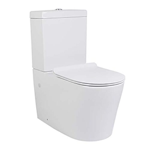 BIJIOU Piquant Toilet