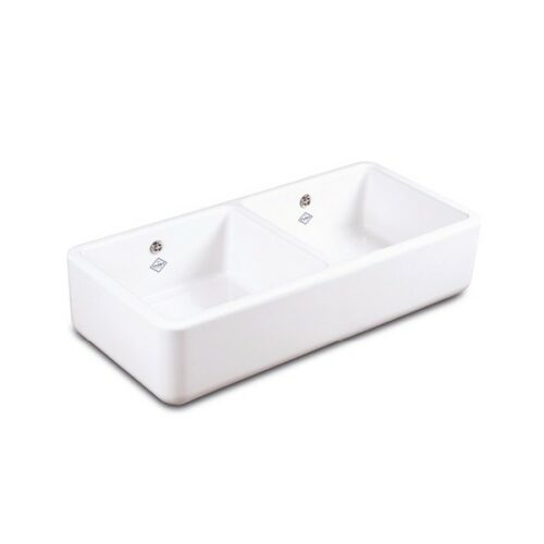 Shaws Double Bowl 800 Sink