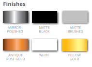 Jeeves Colour Finishes