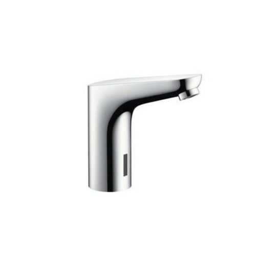 Hansgrohe Decor Basin Mixer Elect .Batt. Pre. Adj. Temp. Chrome